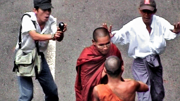 «Burma VJ: reporter i et lukket land», 2008