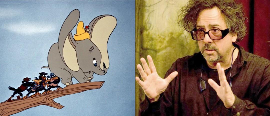 Tim Burton regisserer live action-filmatisering av Dumbo