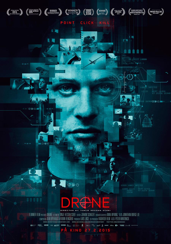 «Drone» – plakat