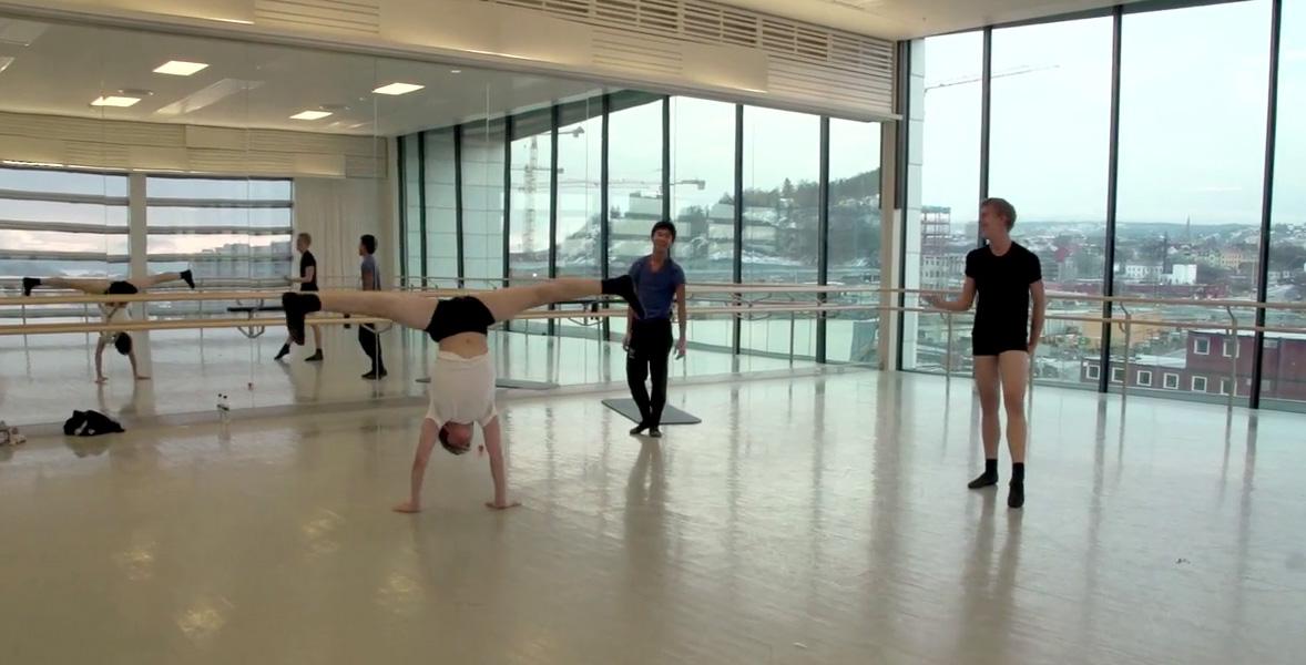 «Ballettguttene»