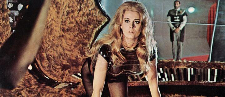 Barbarella (1968) – psykedelisk sex i kulissene