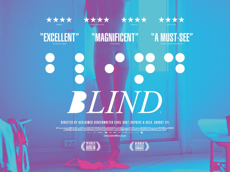 «Blind» – britisk plakat.