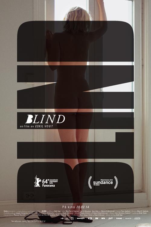 «Blind» – opprinnelig norsk plakat.