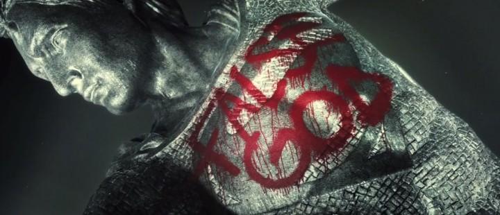 Tydelig Zack Snyder-signatur i alvorstung teaser-trailer til Batman v Superman: Dawn of Justice