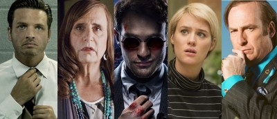 Vi koper fortsatt: «Rectify», «Transparent», «Daredevil», «Halt and Catch Fire», «Better Caul Saul».