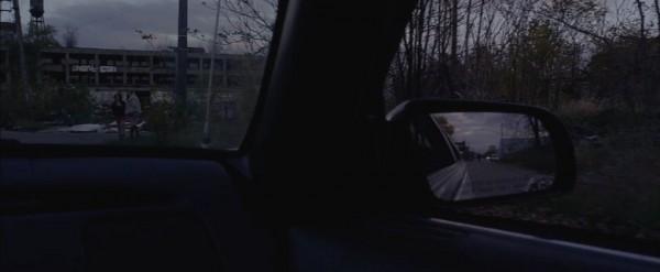 mirror car