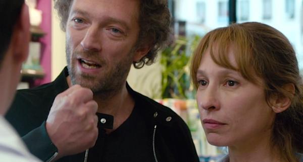 Vincent Cassel og Emmanuelle Bercot i «Min elskede» (2015).
