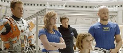 Første bilder av Aksel Hennie og resten av stjernegalleriet i Ridley Scotts The Martian