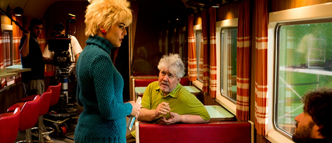 Se de første bildene fra Pedro Almodóvars Silencio