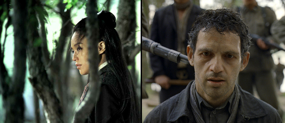 «The Assassin» og «Son of Saul»