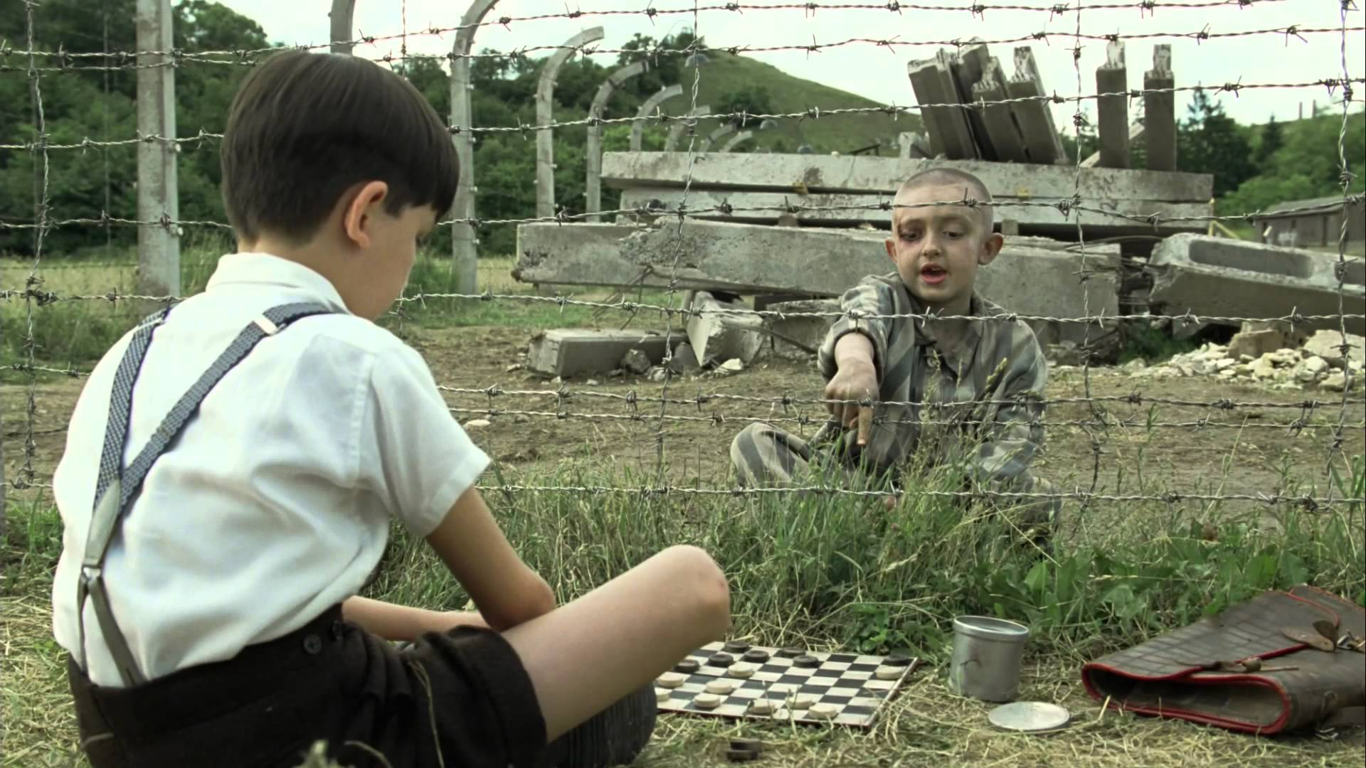 «The Boy in the Striped Pyjamas» (2008)
