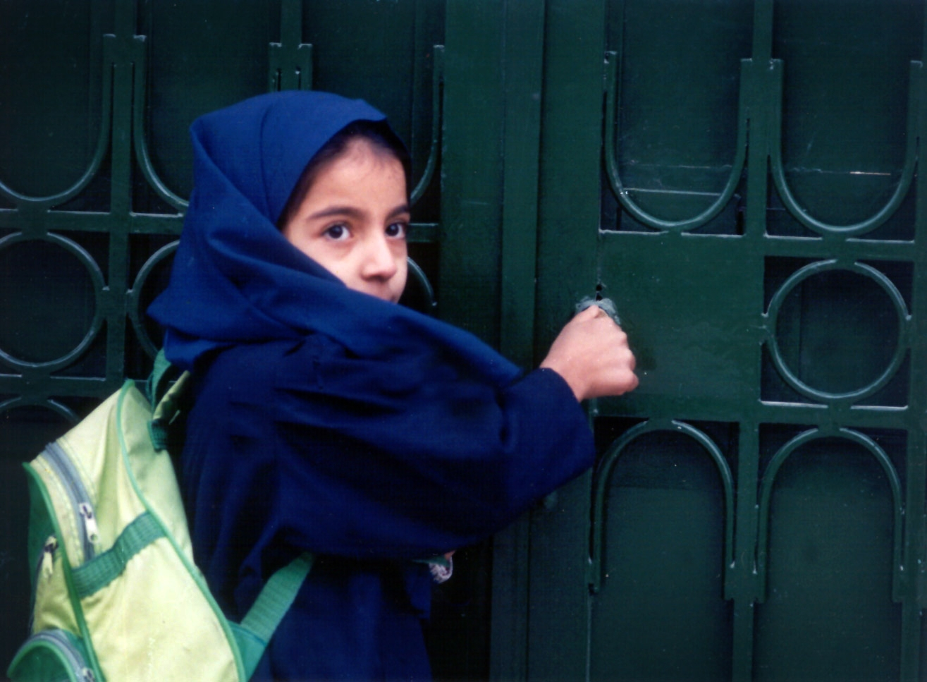 Mohsen Makhmalbafs «A Moment of Innocence».