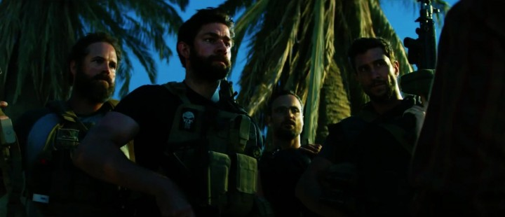 Medrivende trailer til Michael Bays krigsdrama 13 Hours: The Secret Soldiers of Benghazi