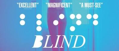 Norsk film er best i utlandet – Blind er utgitt på Blu-ray i Storbritannia