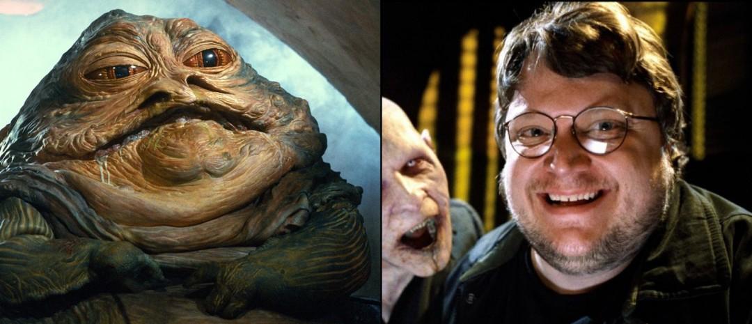 Guillermo del Toro brygger på en Star Wars-spin off om Jabba The Hutt