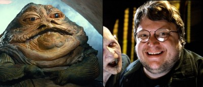 Guillermo del Toro brygger på en Star Wars-spin off om Jabba The Hutt