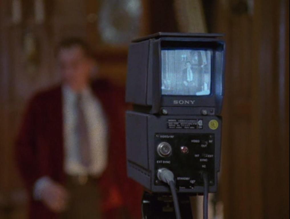 Nixon og kamera