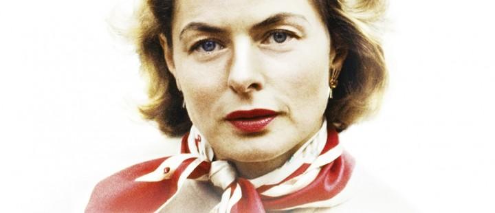 Konkurranse: Ingrid Bergman 100 år