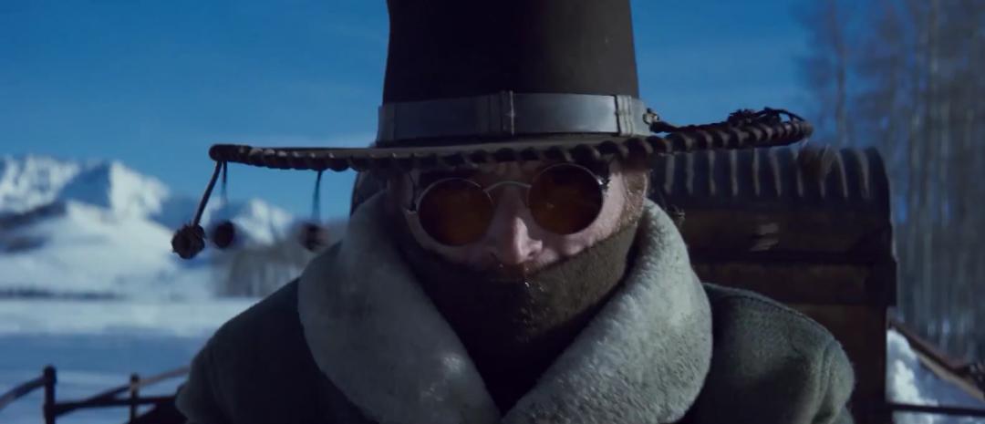Traileren til The Hateful Eight gir inntrykk av et innesnødd kammerspill