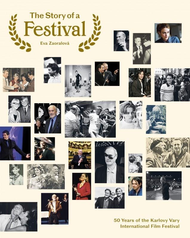Eva Zaoralovás book «The Story of a Festival».