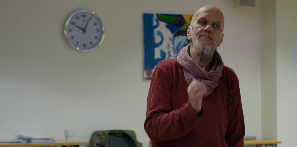 Eddi Eidsvåg i «Pøbler».