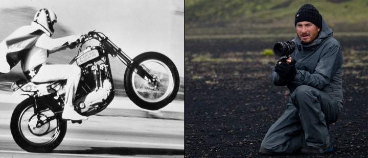 Darren Aronofsky i forhandlinger om å regissere film om våghalsen Evel Knievel