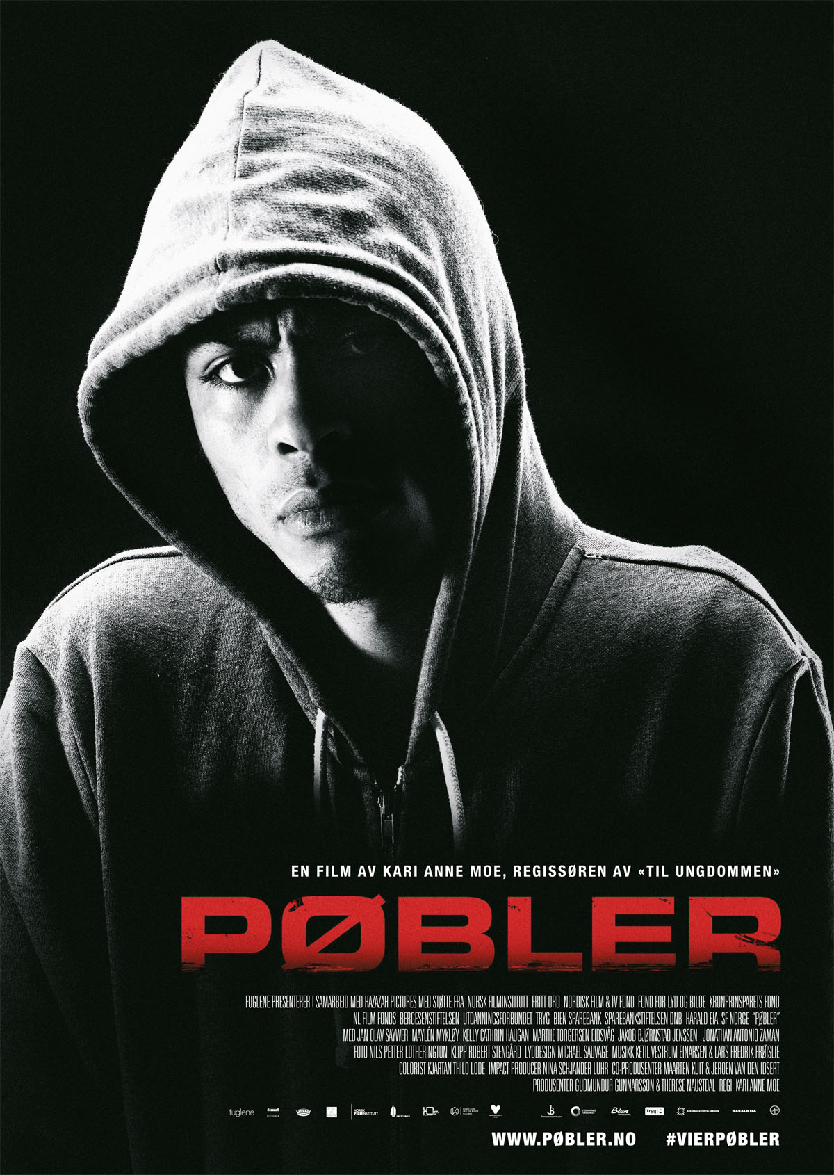 «Pøbler» – kinoplakat