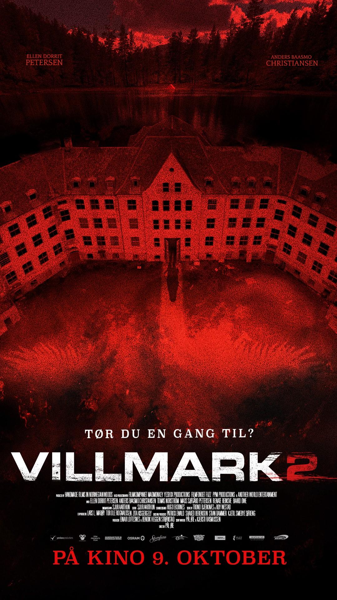 «Villmark 2» – plakat