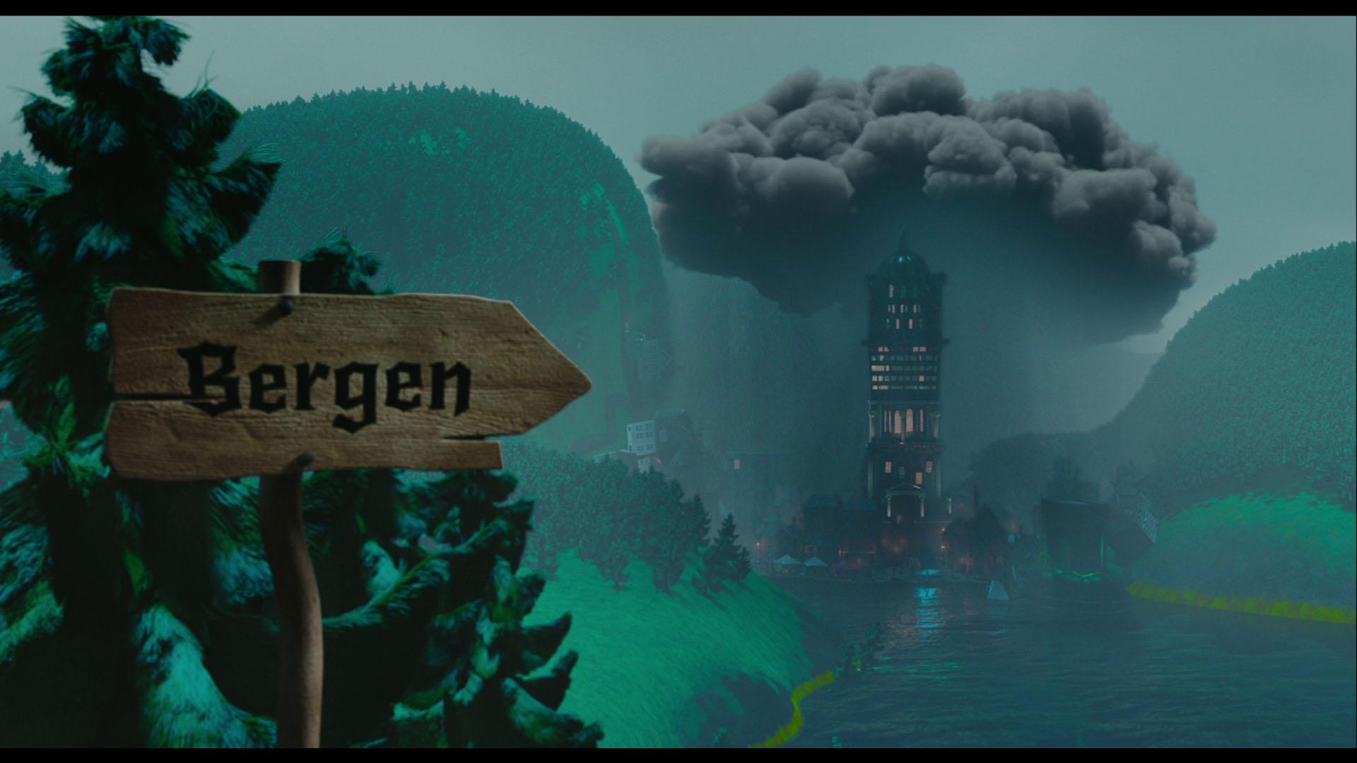 Fryktinngytende Bergen.