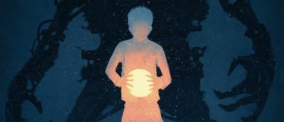 Utsnitt av bokomslaget til «Luridiumstyven» (2015, Aschehoug)