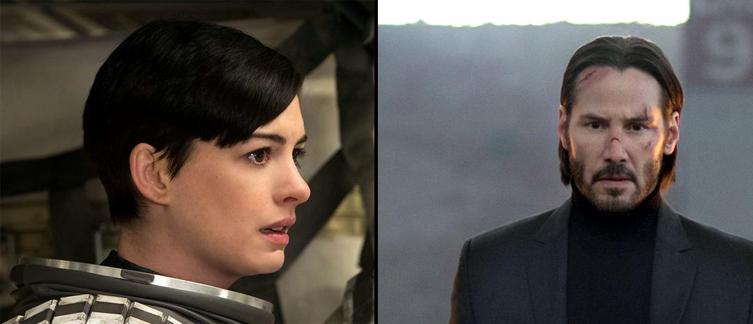 Anne Hathaway, Keanu Reeves, Daniel Radcliffe m.fl. går ombord på Shane Carruths The Modern Ocean