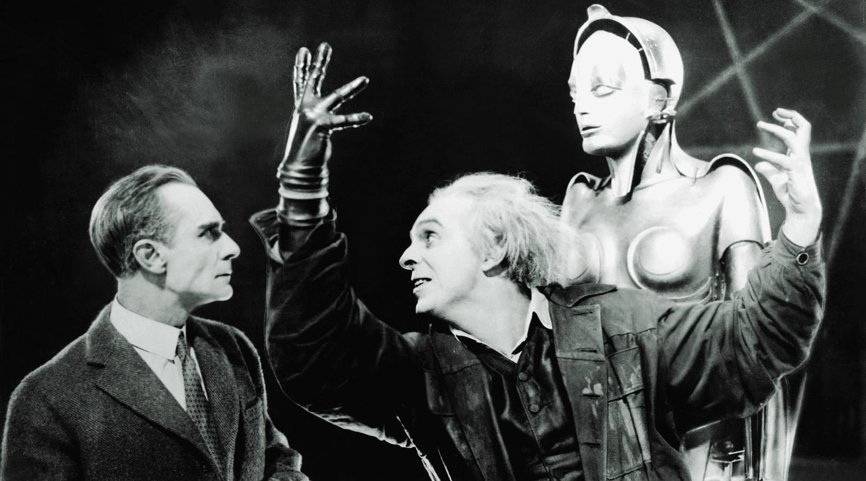 """Metropolis"" (1927/1984)"