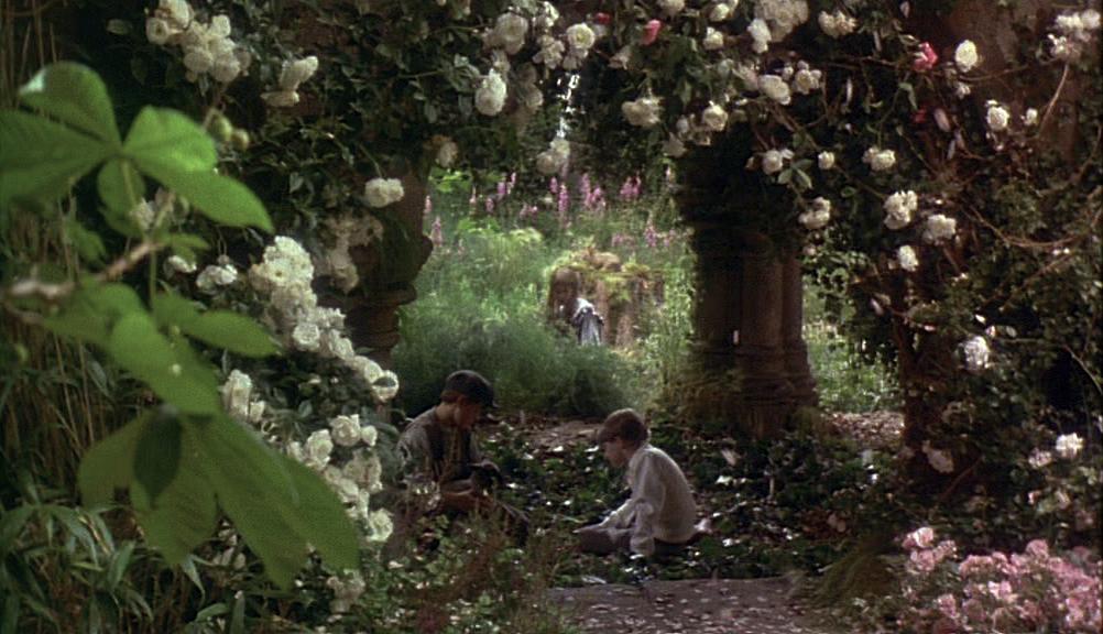 «Den hemmelige hagen» (1993)
