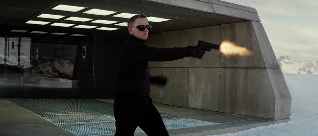 Daniel Craig i SPECTRE