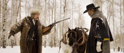 Sniktitt på Quentin Tarantinos 70mm-arbeid med The Hateful Eight og roadshow-lanseringen