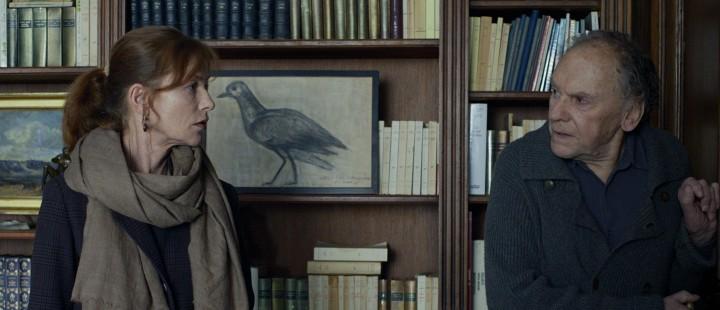 Michael Haneke gjenforenes med Isabelle Huppert og Jean-Louis Trintignant i filmen Happy End