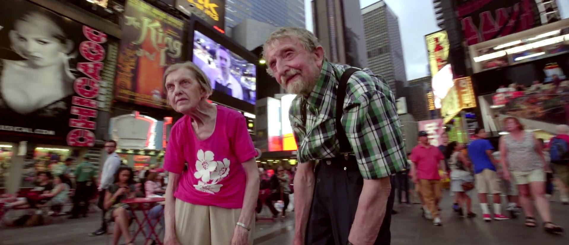 «Søsken til evig tid: Amerikareisa»