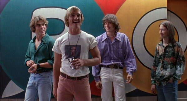"""Dazed and Confused"" (Linklater, 1993)"