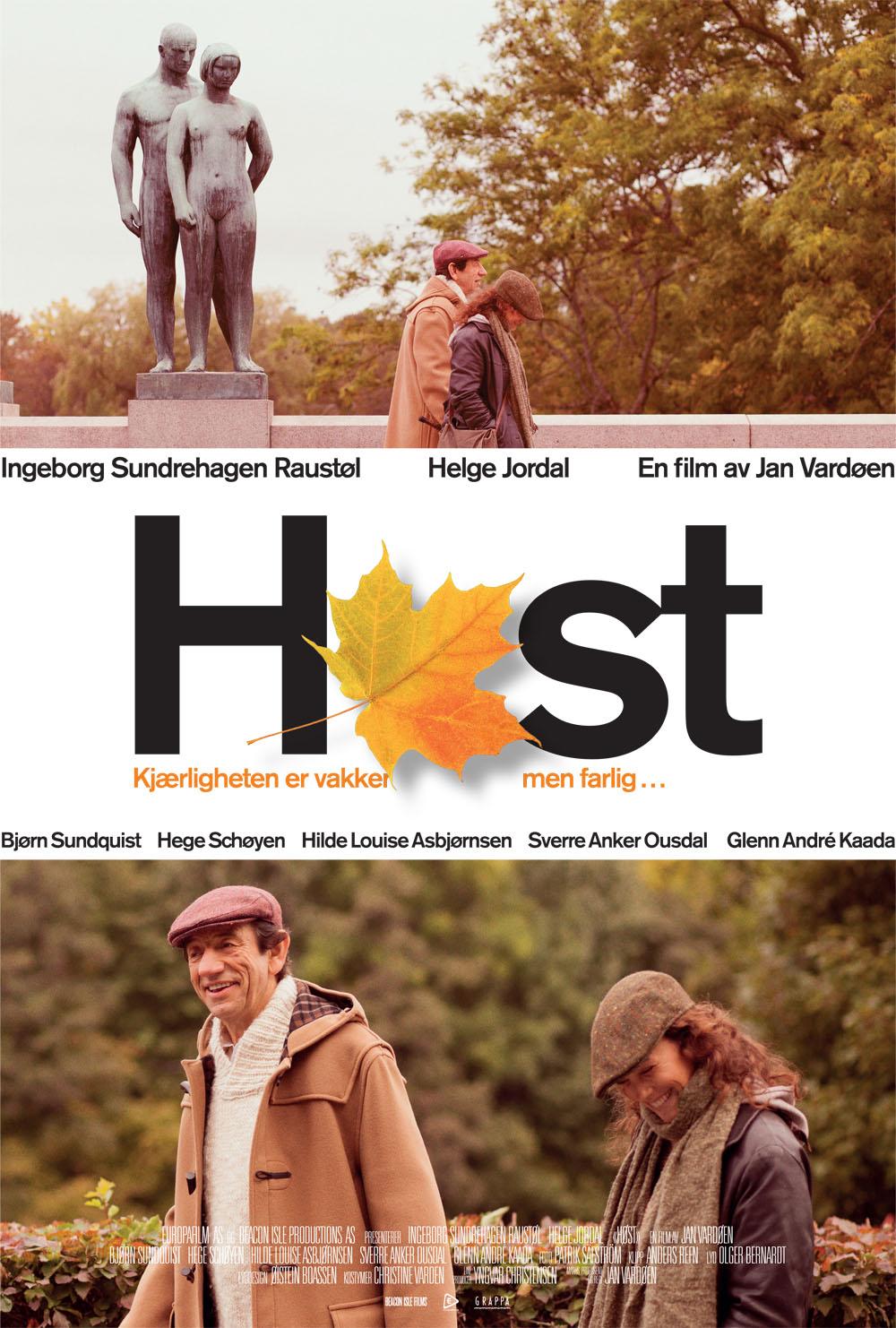 «Høst» - plakat