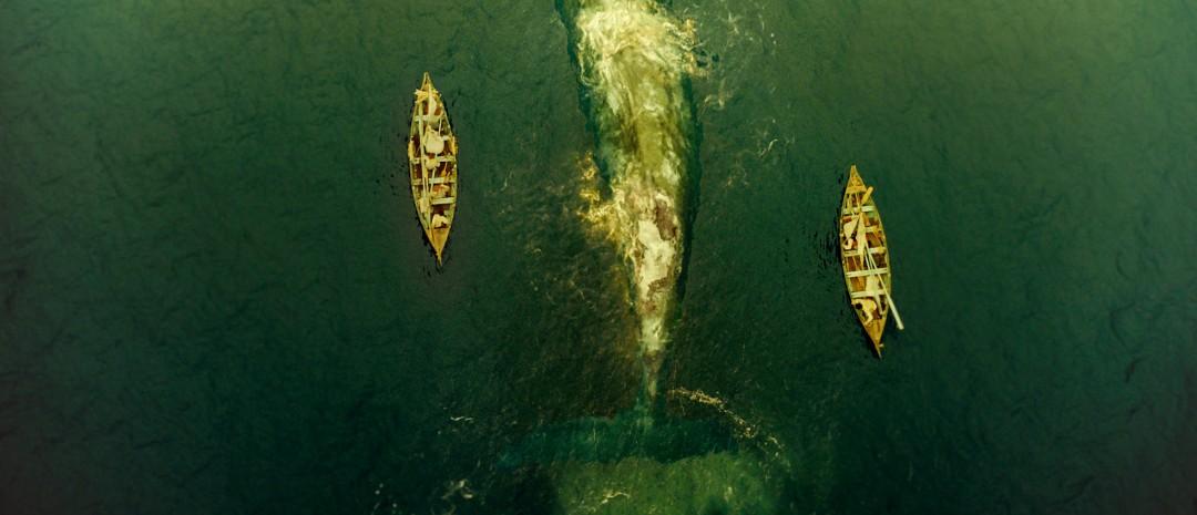 Visuell medvind redder In the Heart of the Sea fra filmhavets dyp