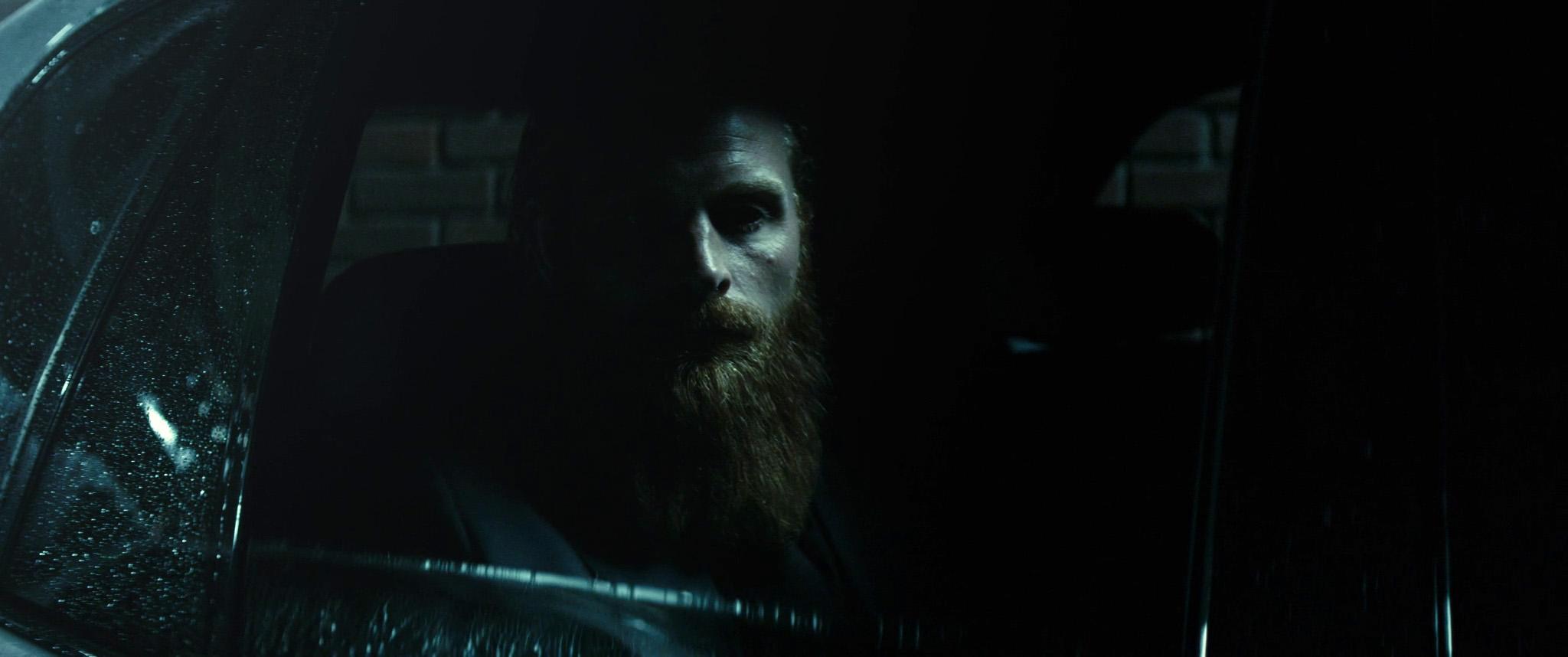 Kristofer Hivjus gangster i «Wendyeffekten».