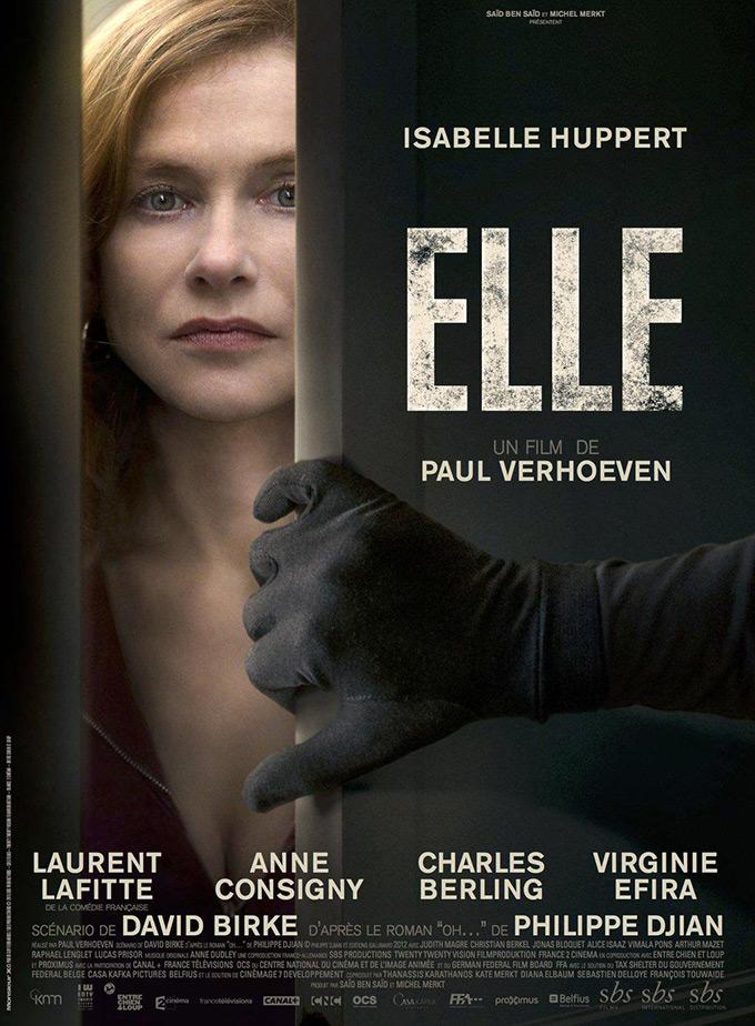 «Elle» – plakat