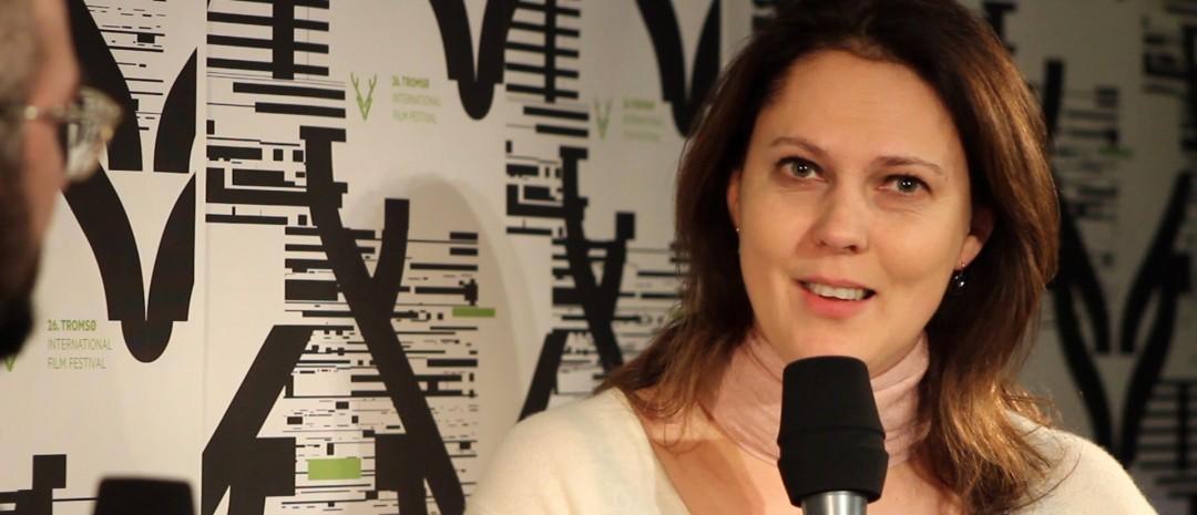 Filmprat: En samtale med Margreth Olin om Mannen fra Snåsa