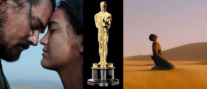 Her er årets Oscar-nominasjoner – Mad Max: Fury Road og The Revenant leder an