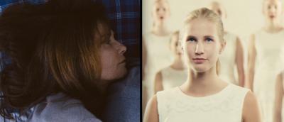 «Louder Than Bombs» (Joachim Trier, 2015) og «Dryads – Girls Don't Cry» (Sten Hellevig, 2015).