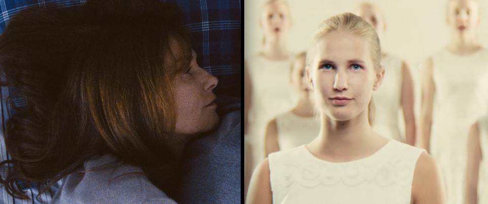 «Louder Than Bombs» (Joachim Trier, 2015) og «Dryads – Girls Don't Cry» (Sten Hellevig, 2015).