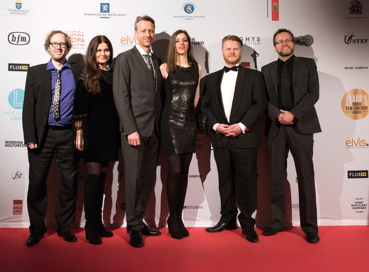 Den norske delegasjonen. Foto: Lea Buragiewicz / Marco Di Filippo (Lights Promotion)