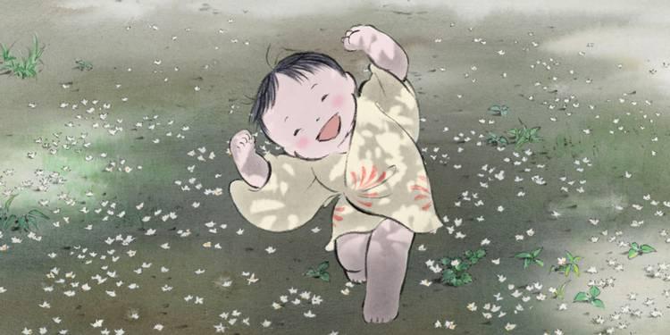 «Fortellingen om Prinsesse Kaguya» (2013)