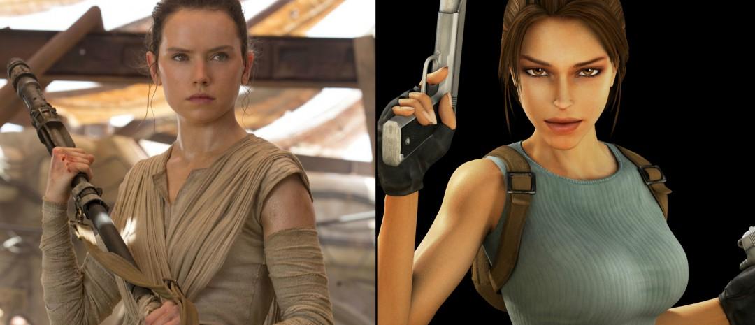Daisy Ridley i forhandlinger om å spille Lara Croft i Roar Uthaugs Tomb Raider