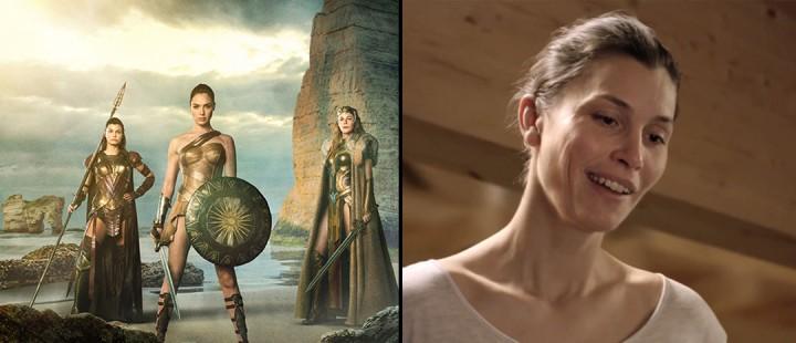 Norske Lisa Loven Kongsli inntar sentral rolle i Wonder Woman